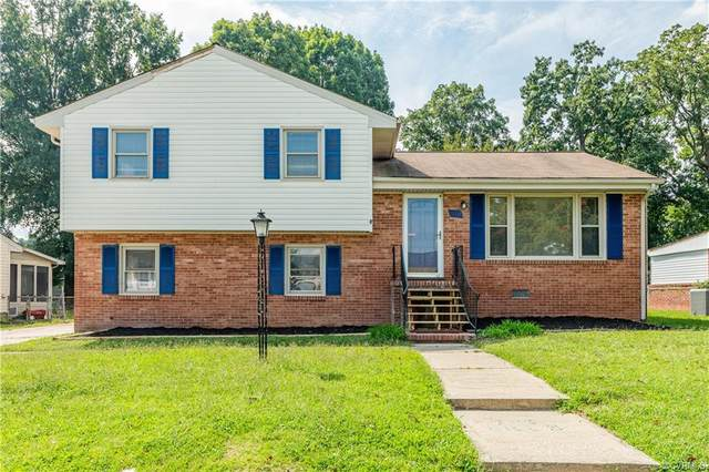 919 Yorkshire Road, Colonial Heights, VA 23834 (MLS #2128866) :: Village Concepts Realty Group