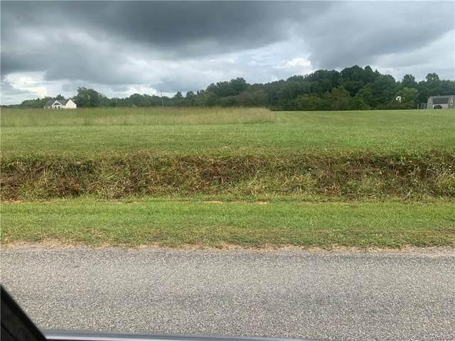 4 Acres Simms, Cumberland, VA 23040 (MLS #2128875) :: Small & Associates