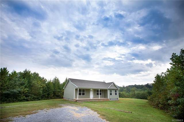 6880 S James Madison Highway, Dillwyn, VA 23936 (#2128882) :: The Bell Tower Real Estate Team