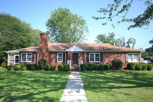 140 Morris Avenue, Reedville, VA 22539 (MLS #2128892) :: Treehouse Realty VA