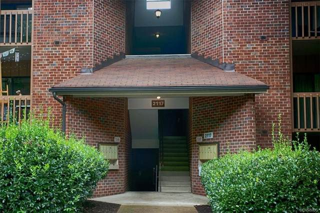 2117 Turtle Run Drive #7, Henrico, VA 23233 (MLS #2128899) :: Village Concepts Realty Group