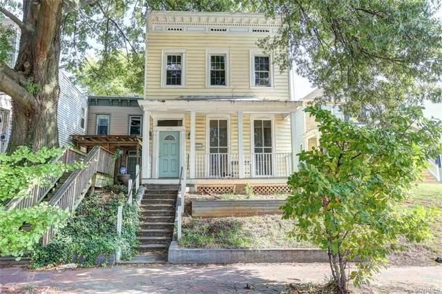 1408 W Clay Street, Richmond, VA 23220 (MLS #2128910) :: The Redux Group