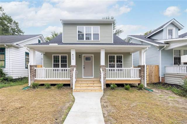 611 Montvale Avenue, Richmond, VA 23222 (MLS #2128925) :: EXIT First Realty