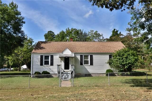 14128 State Avenue, Chester, VA 23836 (MLS #2128928) :: Treehouse Realty VA