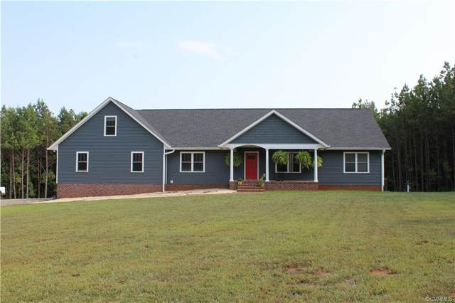 4794 Crumptown Road, Farmville, VA 23901 (MLS #2128936) :: Village Concepts Realty Group