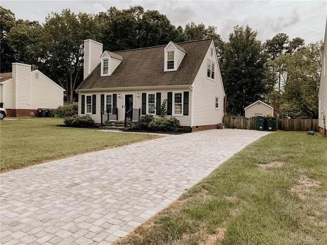9607 Country Way Road, Glen Allen, VA 23060 (MLS #2128949) :: Village Concepts Realty Group