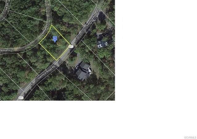 0 Supinlick Ridge Road, Mount Jackson, VA 22842 (MLS #2128982) :: Village Concepts Realty Group