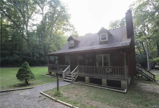 6020 Stewart Road, Barhamsville, VA 23011 (MLS #2128996) :: Small & Associates