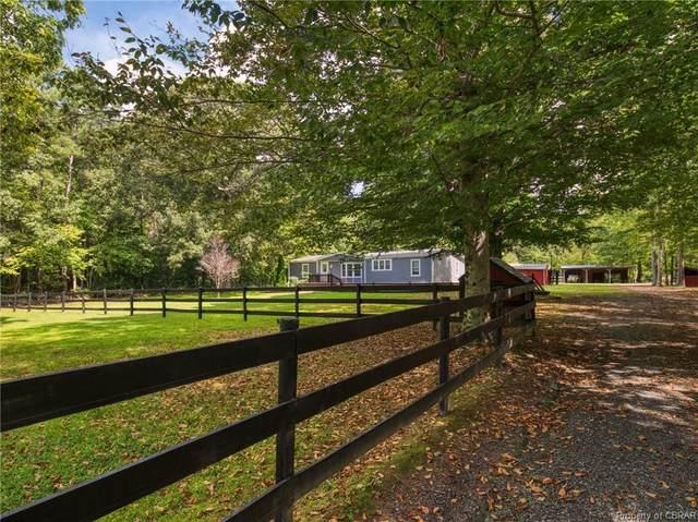 9361 Sheldon Lane, Gloucester, VA 23061 (MLS #2129030) :: Small & Associates