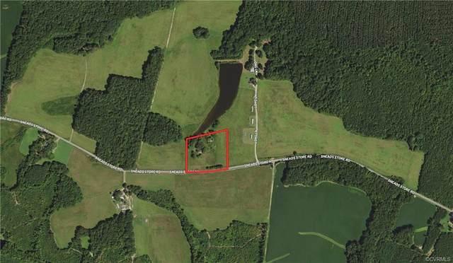 1525 Sneads Store Road, Kenbridge, VA 23944 (MLS #2129040) :: Village Concepts Realty Group