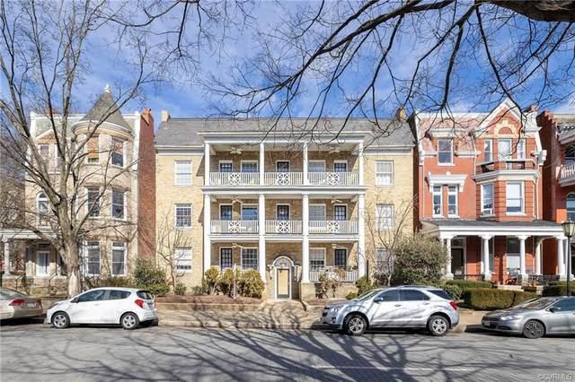 1630 Monument Avenue U9, Richmond, VA 23220 (MLS #2129051) :: Small & Associates