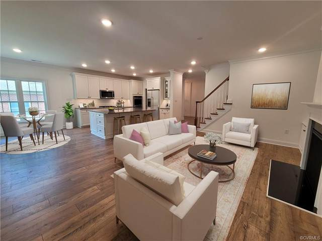 10520 Little Meadow Lane, Glen Allen, VA 23059 (MLS #2129053) :: Village Concepts Realty Group