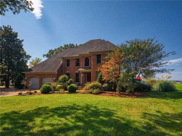1544 York River Drive, Gloucester Point, VA 23062 (MLS #2129054) :: Village Concepts Realty Group