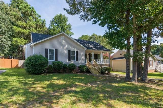 6164 Winding Hills Drive, Mechanicsville, VA 23111 (MLS #2129060) :: Treehouse Realty VA