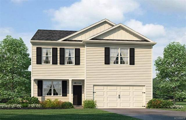 7340 Fougere Place, New Kent, VA 23124 (MLS #2129068) :: The Redux Group