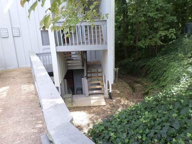 10100 Iron Mill Road #10100, North Chesterfield, VA 23235 (MLS #2129074) :: Small & Associates