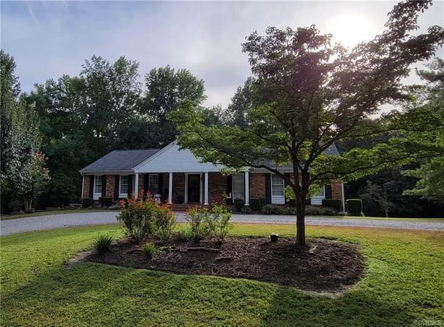 4403 Crown Hill Road, Mechanicsville, VA 23111 (MLS #2129092) :: Village Concepts Realty Group