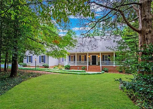 3020 Elioch Manor Drive, Powhatan, VA 23139 (MLS #2129101) :: EXIT First Realty