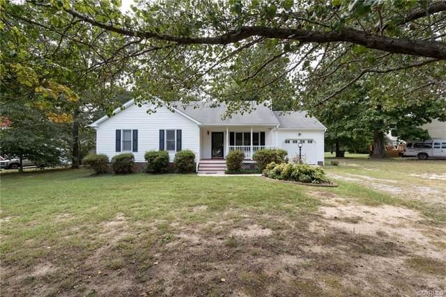 7030 Bridgeside Place, North Chesterfield, VA 23234 (MLS #2129112) :: Small & Associates