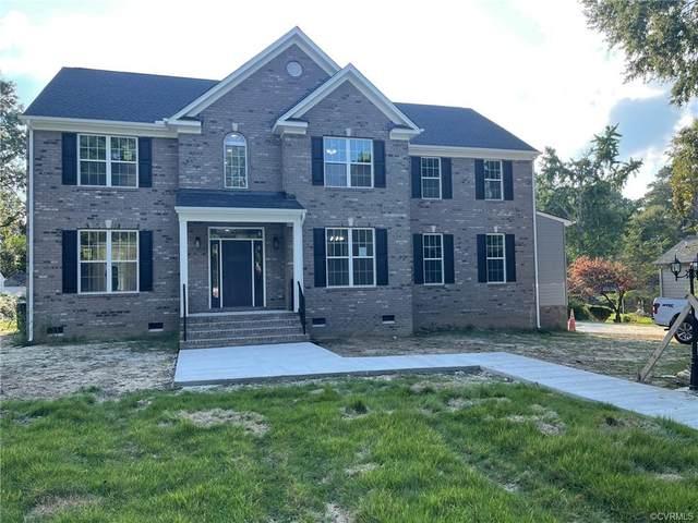 1670 Westover Avenue, Petersburg, VA 23805 (MLS #2129115) :: Village Concepts Realty Group