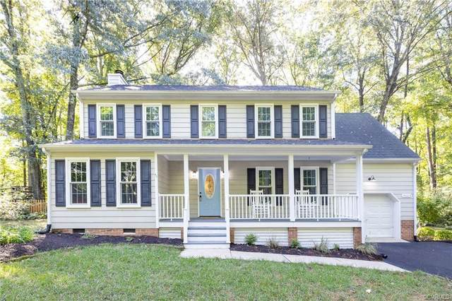 14603 Duck Cove Court, Midlothian, VA 23112 (MLS #2129119) :: EXIT First Realty