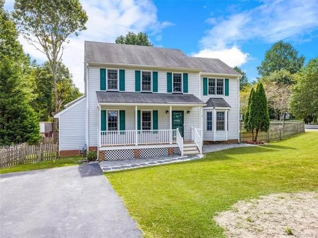 6189 Bunsworthy Place, Mechanicsville, VA 23111 (MLS #2129121) :: Treehouse Realty VA