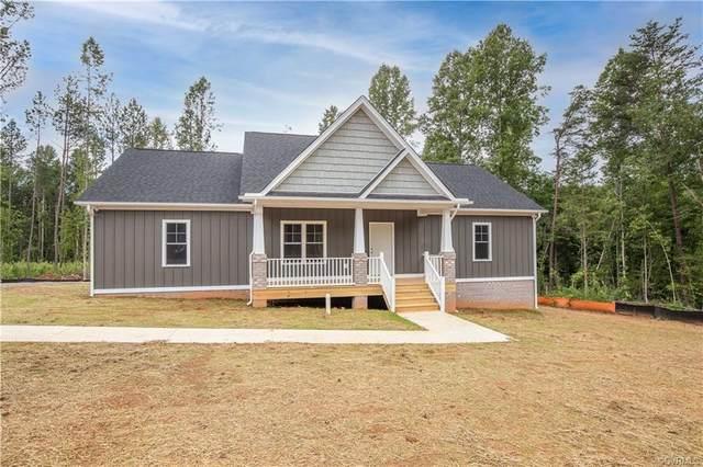 Lot 3 Perkins Road, Cartersville, VA 23027 (MLS #2129128) :: Village Concepts Realty Group