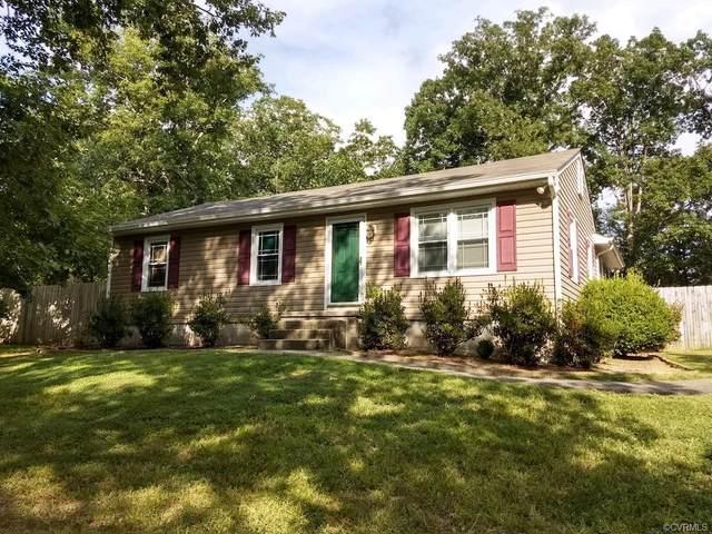 8278 Raven Run Drive, Mechanicsville, VA 23111 (MLS #2129130) :: Village Concepts Realty Group