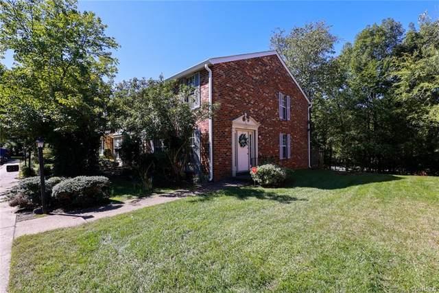 1842 Cedar Hollow Court #1842, Henrico, VA 23238 (MLS #2129138) :: Small & Associates