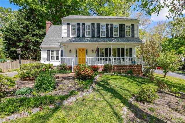 11300 Pendleton Place, Chesterfield, VA 23236 (MLS #2129162) :: EXIT First Realty