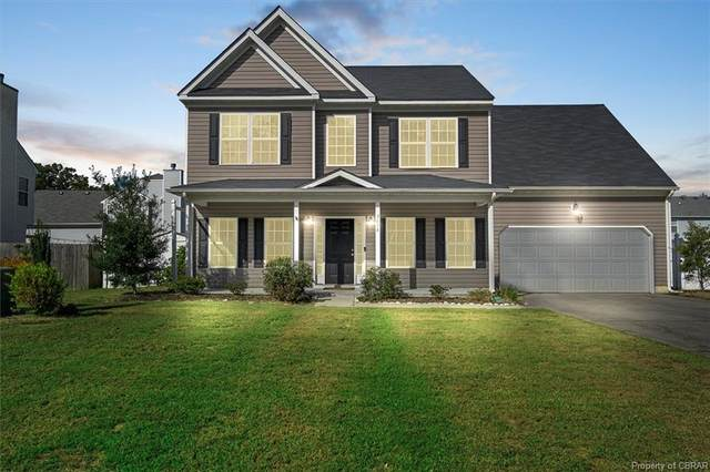 3674 Mariners Drive, Hayes, VA 23072 (MLS #2129178) :: EXIT First Realty