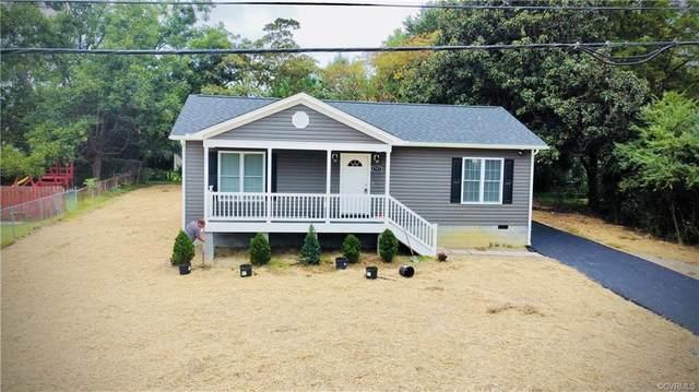 2707 Poplar Street, Hopewell, VA 23860 (MLS #2129195) :: Small & Associates