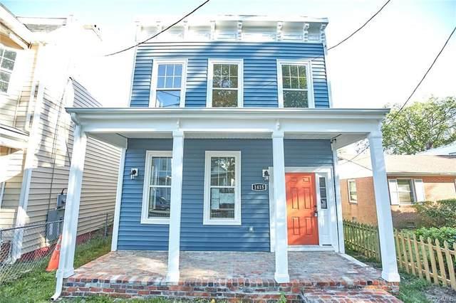 1415 N 25th Street, Fairfield, VA 23223 (MLS #2129213) :: Village Concepts Realty Group