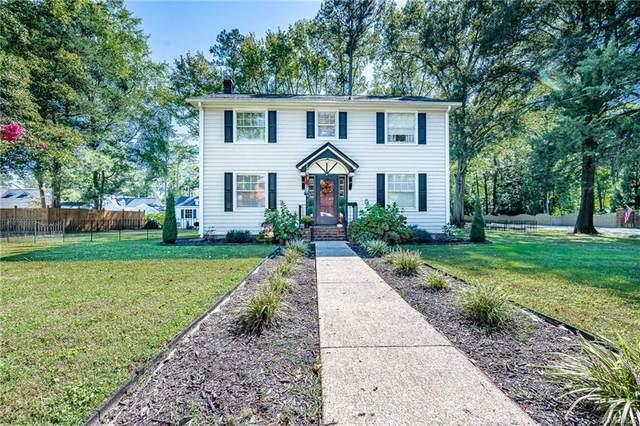 201 Arlington Street, Ashland, VA 23005 (MLS #2129215) :: Treehouse Realty VA