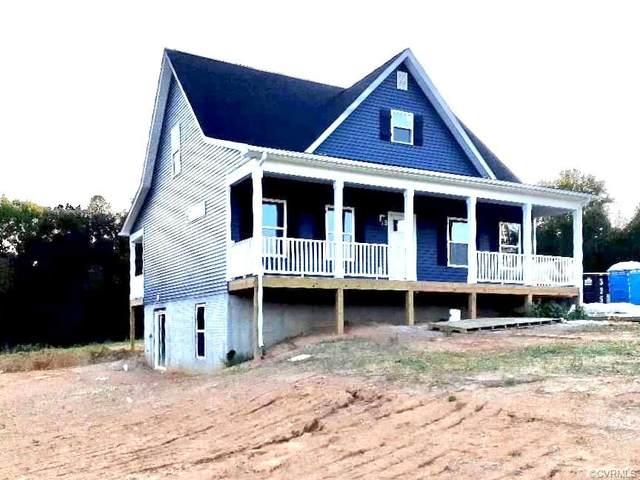 17257 Rocky Ford Road, Beaverdam, VA 23015 (MLS #2129216) :: Treehouse Realty VA