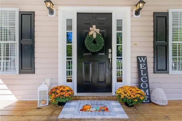 201 Lexington Drive, Ruther Glen, VA 22546 (MLS #2129217) :: Village Concepts Realty Group
