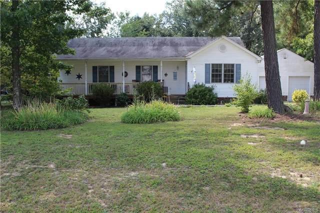 4404 Logan Knoll Lane, North Dinwiddie, VA 23803 (MLS #2129219) :: Village Concepts Realty Group