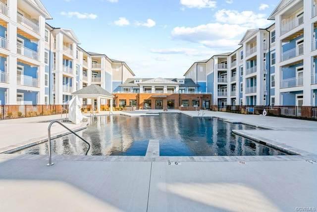 10520 Stony Bluff Drive #401, Hanover, VA 23005 (MLS #2129220) :: Village Concepts Realty Group