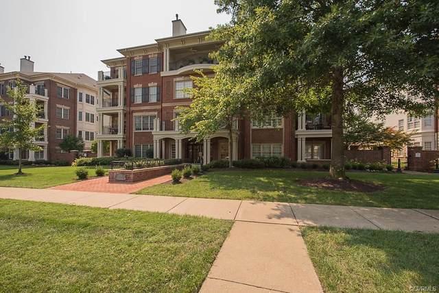 5233 Monument Avenue 3C, Richmond, VA 23226 (MLS #2129221) :: The Redux Group