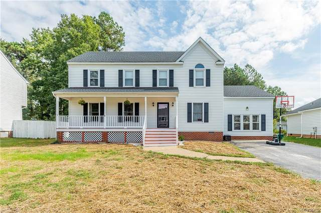 5819 S Melbeck Road, Chesterfield, VA 23234 (MLS #2129231) :: EXIT First Realty