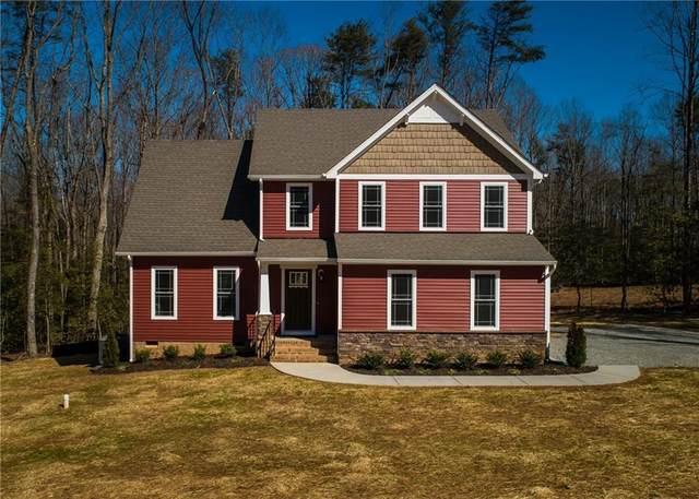 2842 Preston Park Drive, Sandy Hook, VA 23153 (MLS #2129251) :: Village Concepts Realty Group