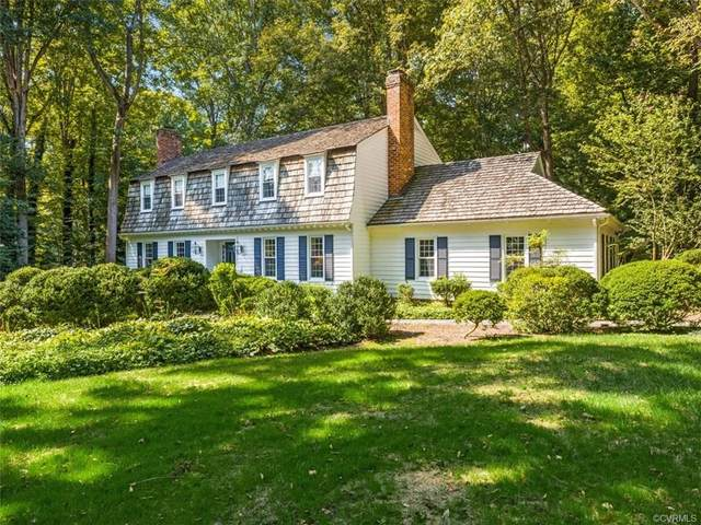 600 Farnham Drive, North Chesterfield, VA 23236 (MLS #2129252) :: EXIT First Realty