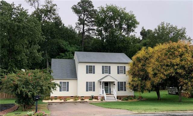 8316 Gettysburg Lane, Mechanicsville, VA 23111 (MLS #2129256) :: Treehouse Realty VA