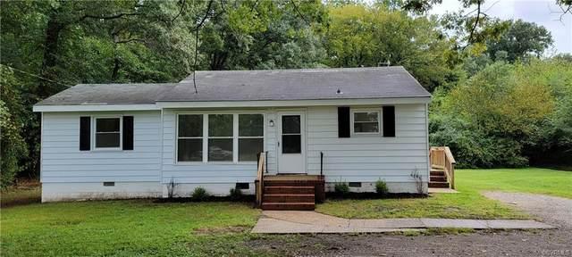 8456 Atlee Road, Mechanicsville, VA 23116 (MLS #2129283) :: EXIT First Realty