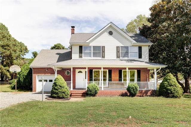 8233 Brown Avenue, West Point, VA 23181 (MLS #2129308) :: Treehouse Realty VA