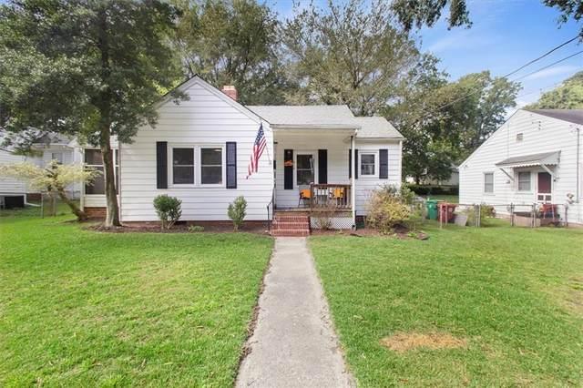 816 Kensington Avenue, Colonial Heights, VA 23834 (MLS #2129316) :: Village Concepts Realty Group