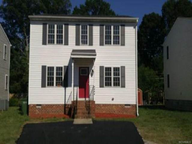 1707 Clarkson Road, Richmond, VA 23224 (MLS #2129319) :: EXIT First Realty