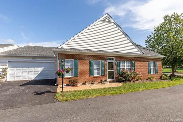 7309 Dress Blue Circle #7309, Mechanicsville, VA 23116 (MLS #2129336) :: Treehouse Realty VA