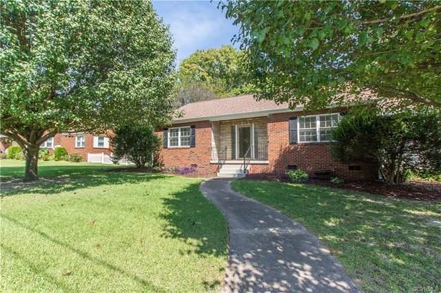 403 Miles Avenue, Hopewell, VA 23860 (MLS #2129341) :: Small & Associates