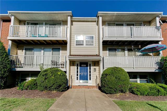 8404 Muldoon Court #9, Henrico, VA 23228 (MLS #2129342) :: EXIT First Realty